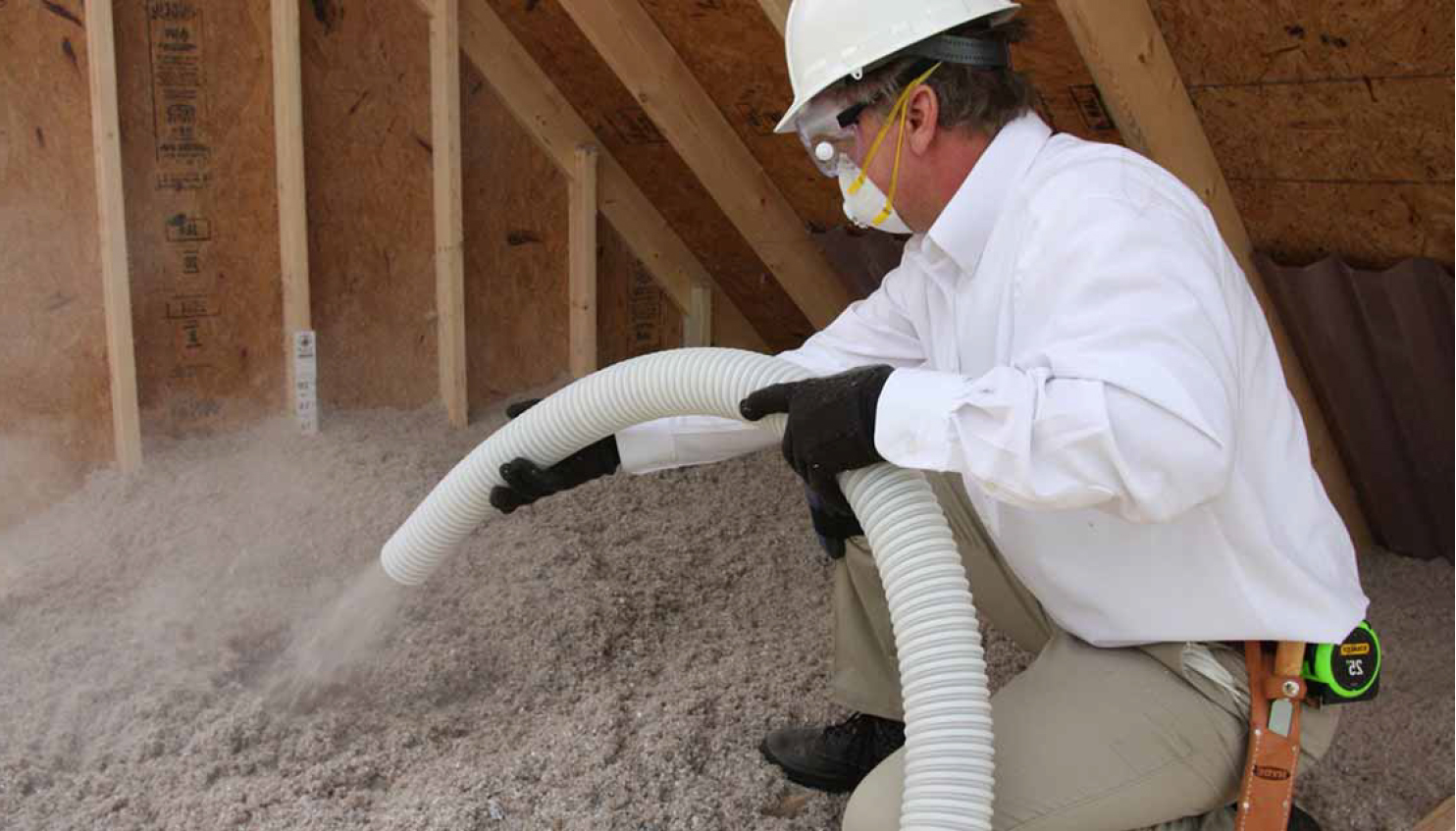 TAP® Pest Control Insulation Controls More Pests