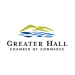 Greater Hall Chamber of Commerce Logo