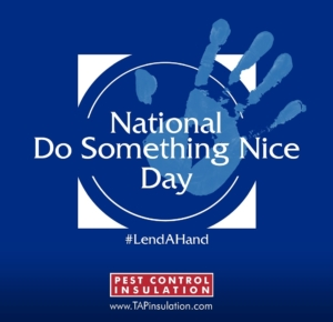 Do Something Nice Day 2016