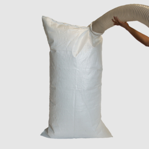 Small, Poly-Woven Insulation Vacuum Bag