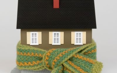 House with Scarf v2