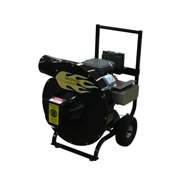 Cool Machines CV16 16hp Insulation Removal Vacuum