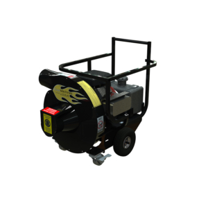 Cool Machines CV23 23hp Insulation Removal Vacuum