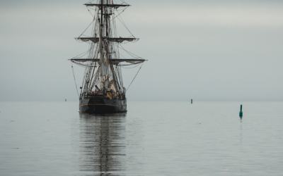 Columbus Day Ship