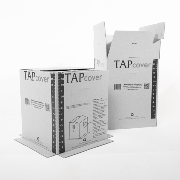 TAPcover™ Recessed Light Cover